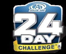 AdvoCare 24-Day Challenge Logo