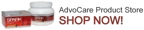 Shop AdvoCare Product Store Now